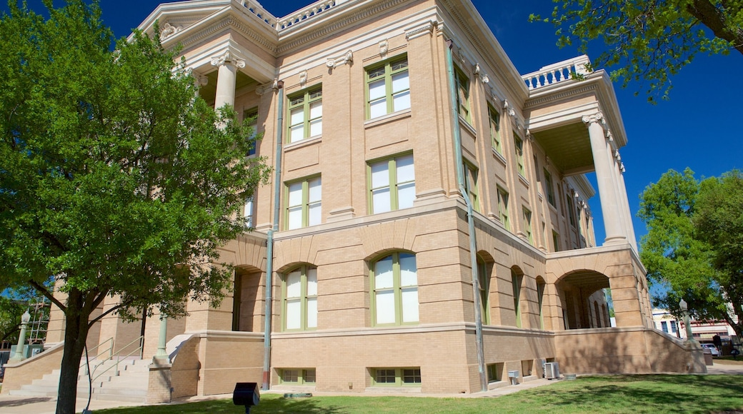 Georgetown featuring an administrative building and heritage architecture