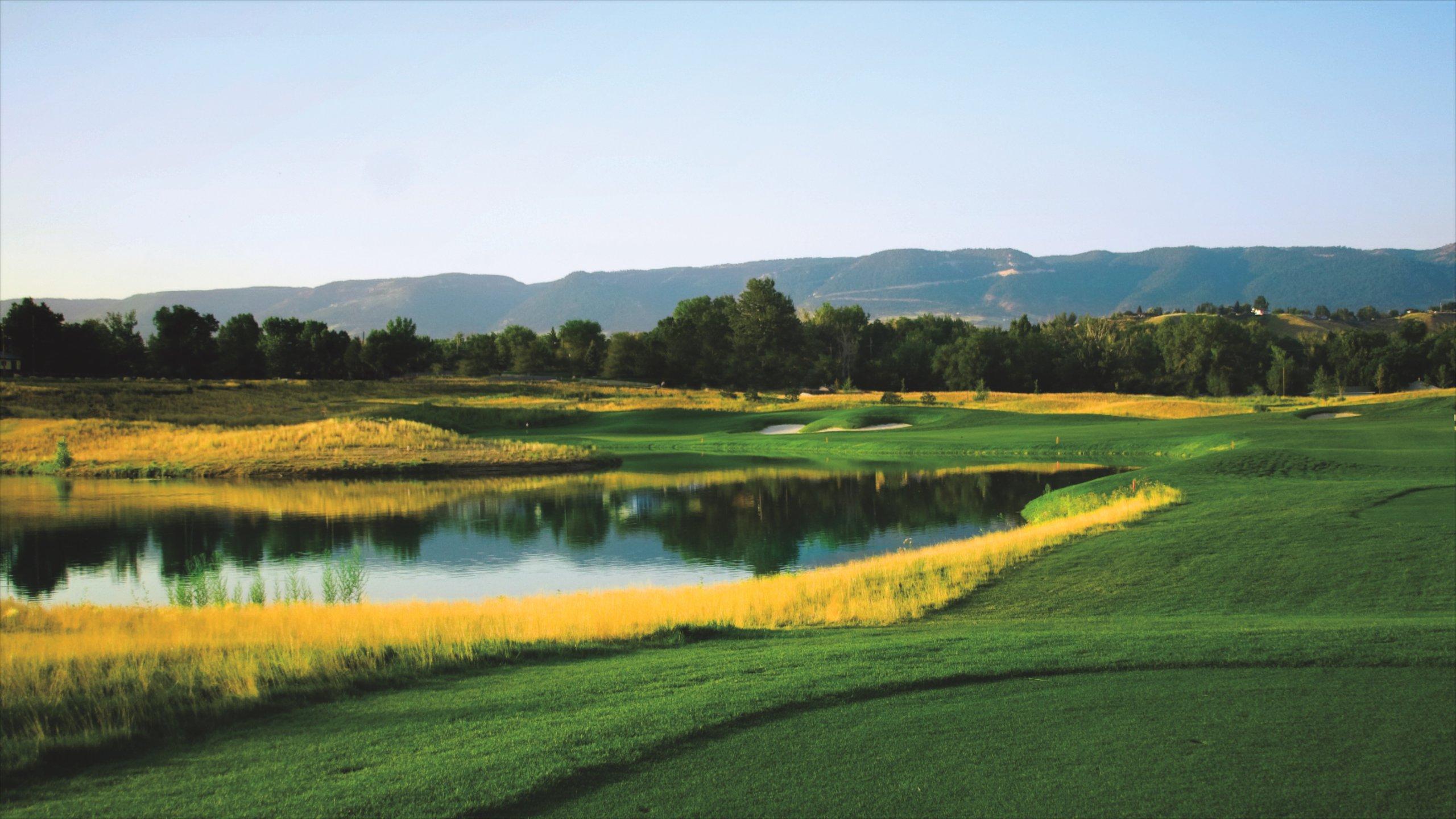 Casper featuring landscape views and golf