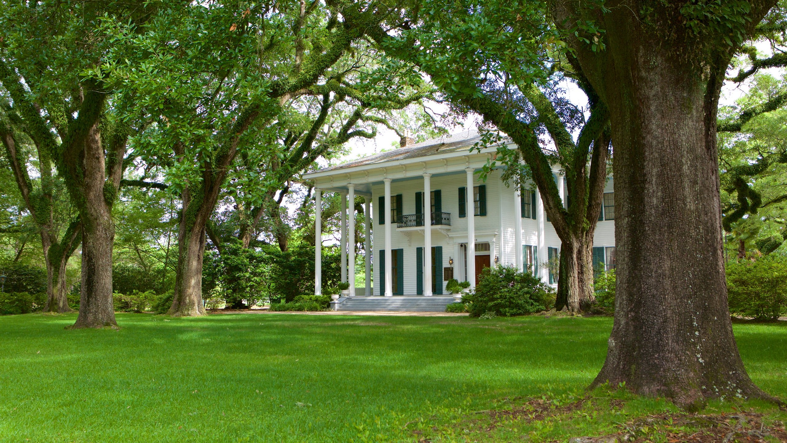 Bragg-Mitchell Mansion, Mobile, Alabama, United States of America