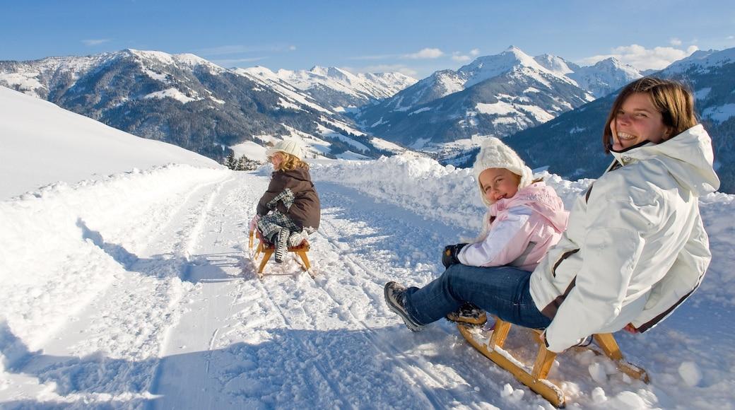Ski Jewel Alpbachtal - Wildschoenau featuring snow tubing, snow and mountains