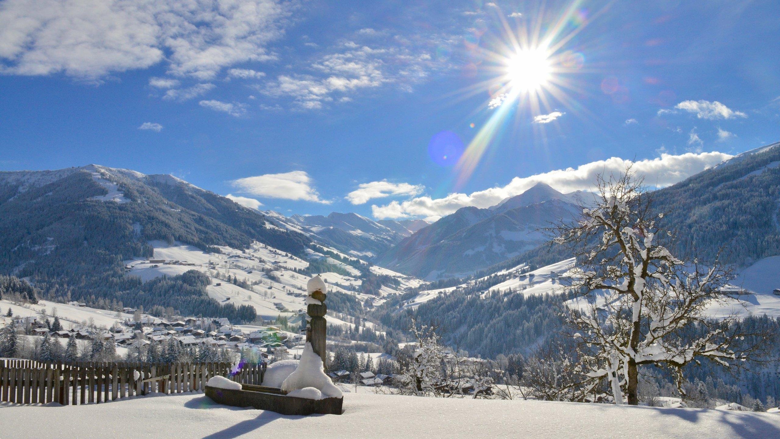 Alpbach, Österreich