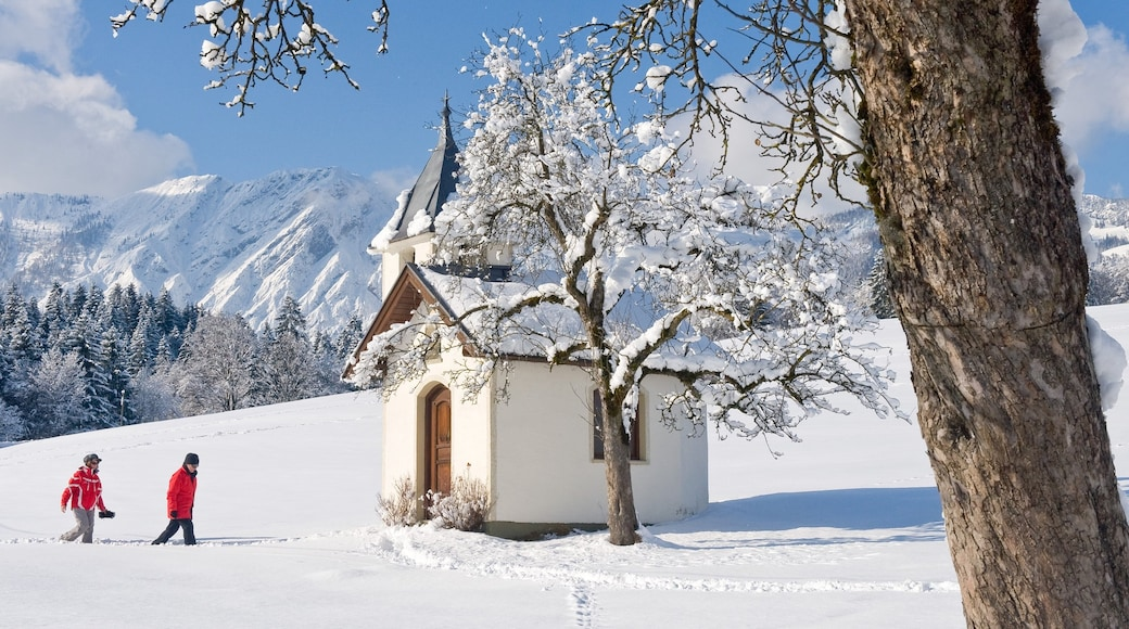 Ski Jewel Alpbachtal - Wildschoenau featuring snow and a church or cathedral