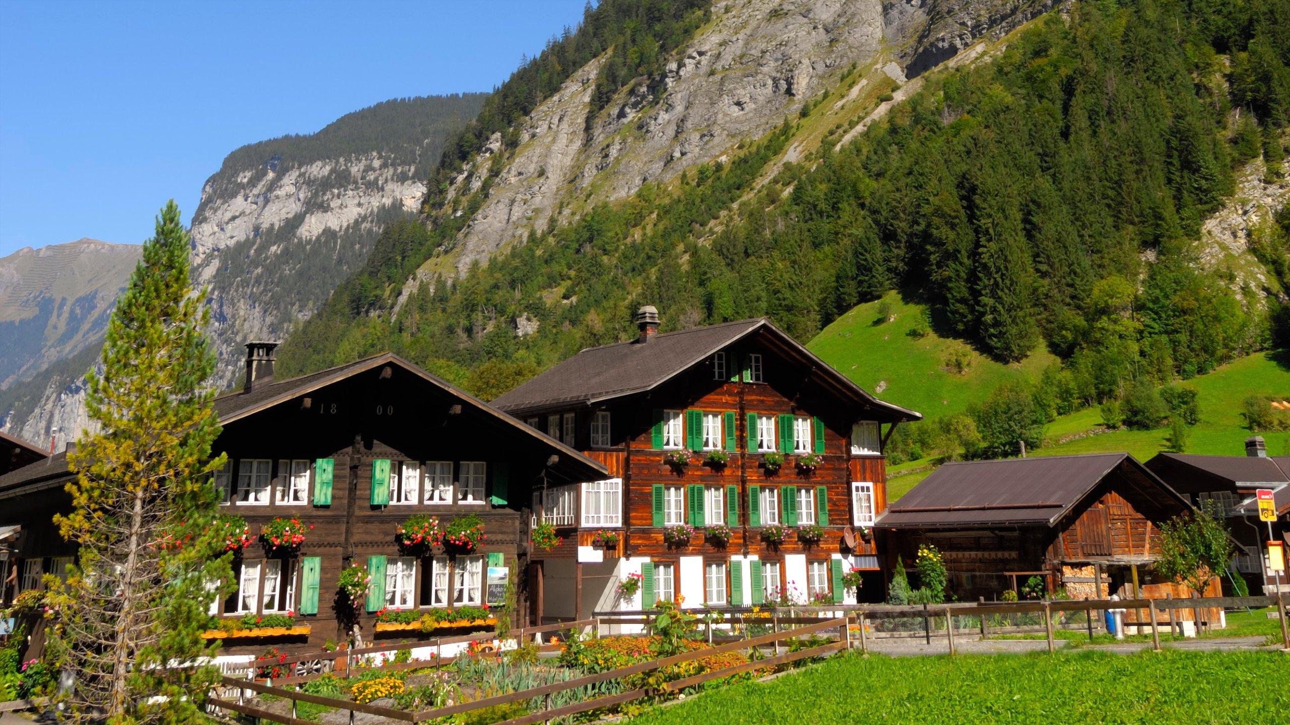 Berner Alpen, Schweiz