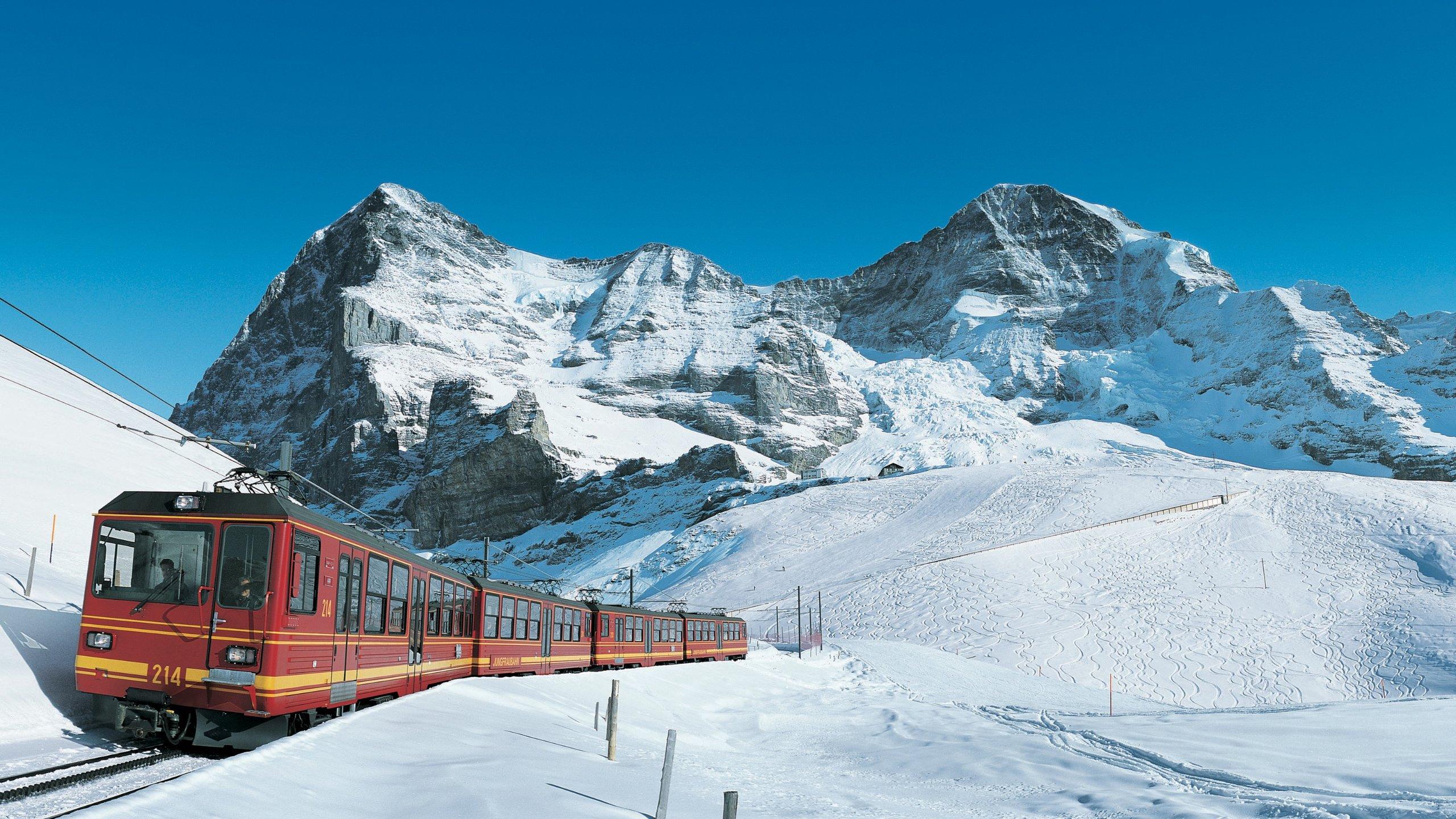 Eiger, Grindelwald, Kanton Bern, Schweiz