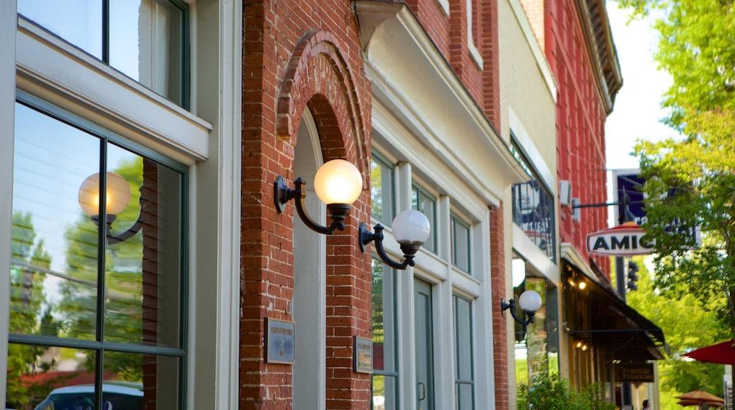 Madison showing heritage architecture