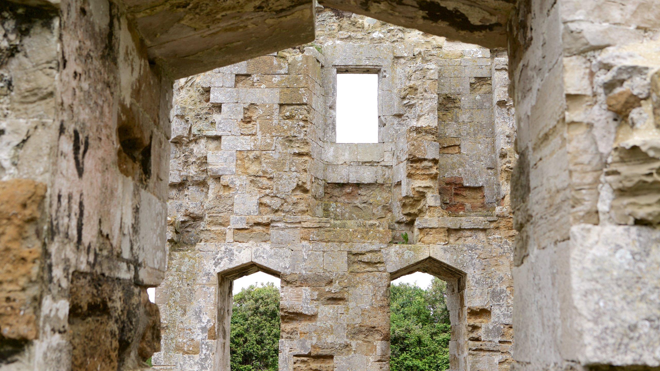 Sandsfoot Castle, Weymouth, England, Großbritannien