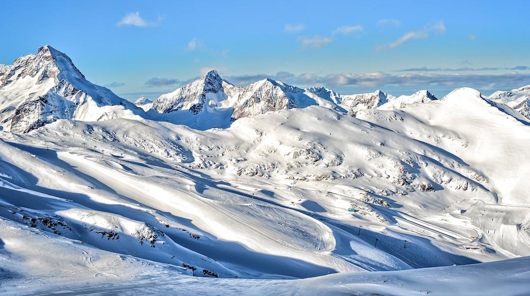 Les Deux Alpes Ski Resort