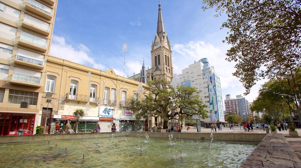 Cattedrale di Mar del Plata caratteristiche di laghetto