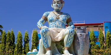 Cebu City which includes a statue or sculpture