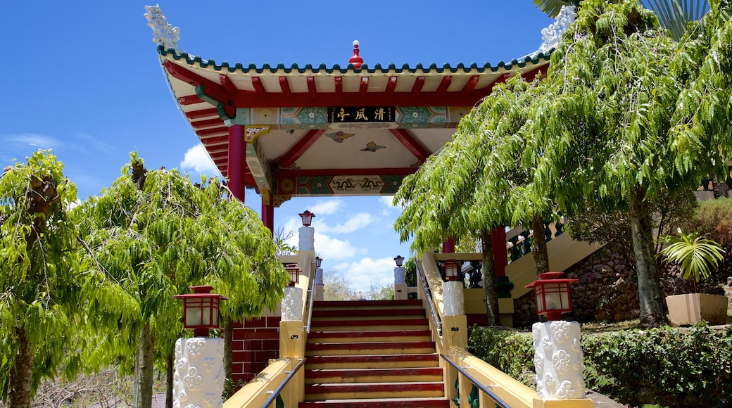 Philippines Taoist Temple showing a temple or place of worship and religious elements