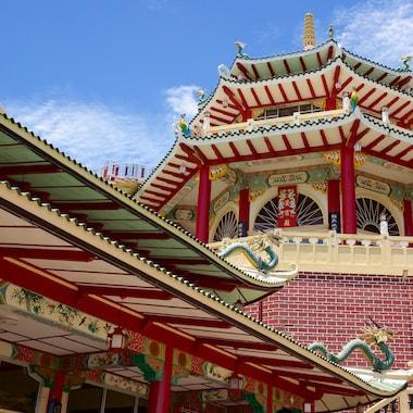 Philippines Taoist Temple