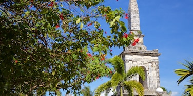 Lapu Lapu which includes religious elements and heritage architecture