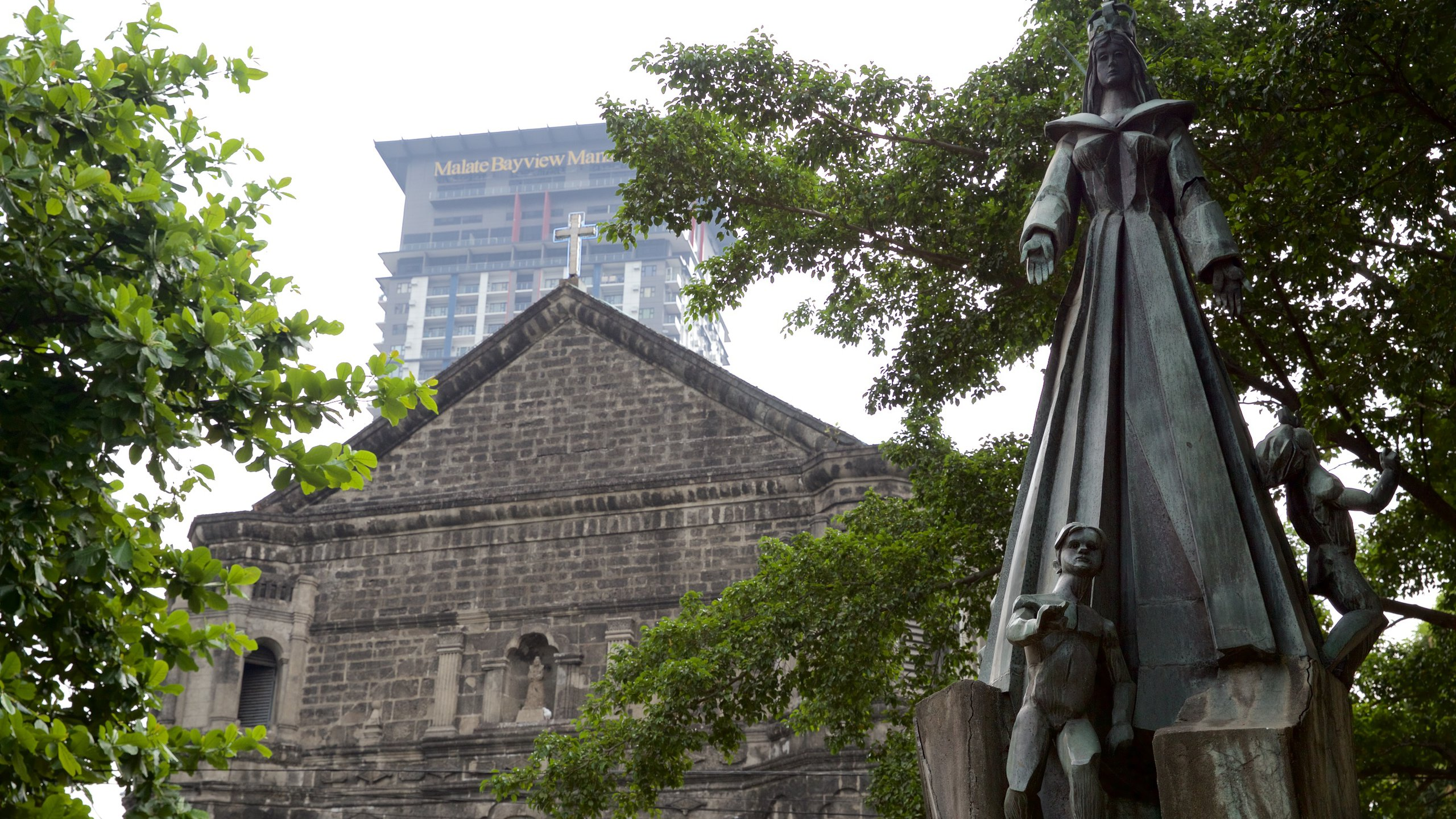 Malate, Manila, National Capital Region, Philippines