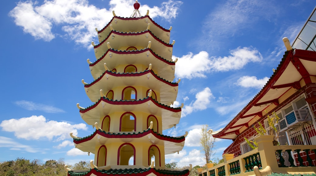 Philippines Taoist Temple featuring heritage architecture, religious elements and a temple or place of worship