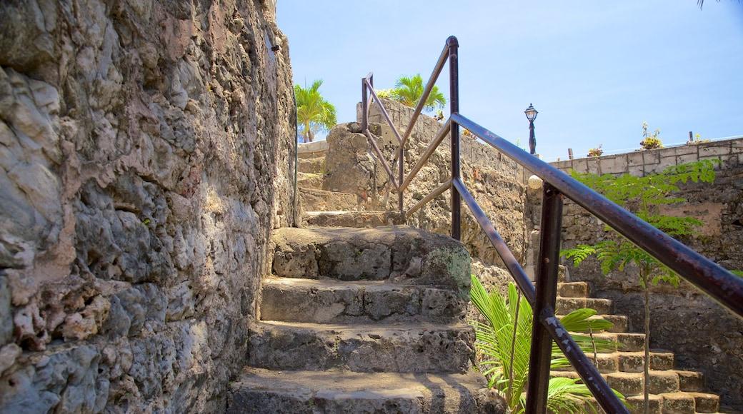 산페드로 요새 을 특징 건물 유적지