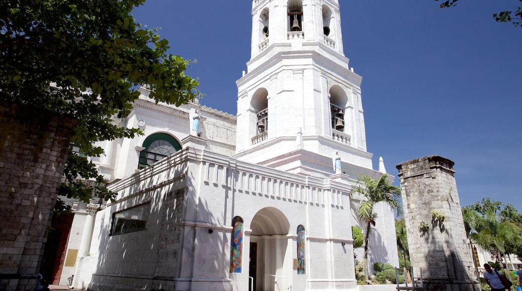 세부 메트로폴리탄 성당 이 포함 교회 또는 성당, 문화유산 건축 과 종교적 측면