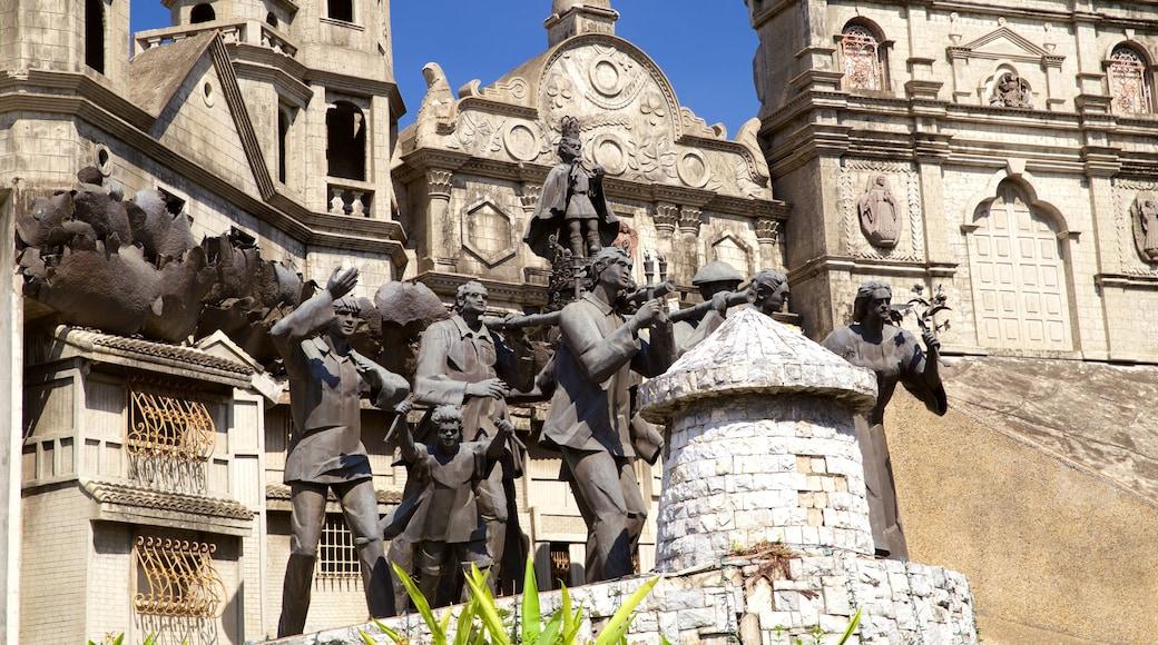 세부 유물 기념관 이 포함 동상 또는 조각상, 문화유산 건축 과 종교적 요소