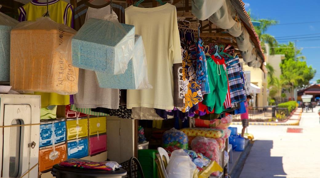 Bantayan Public Market showing markets and fashion