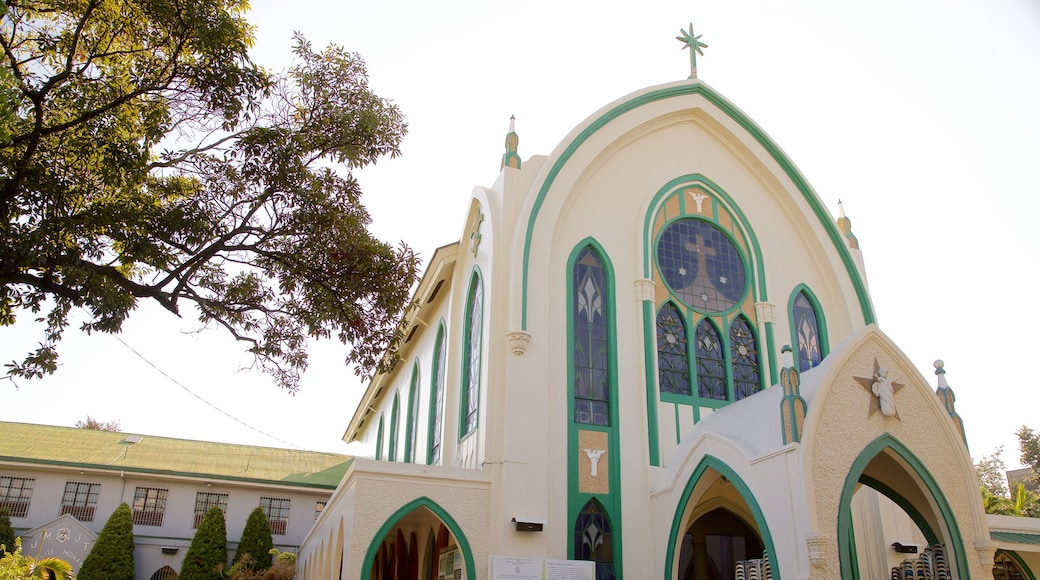 Carmelite Monastery featuring heritage architecture and religious aspects