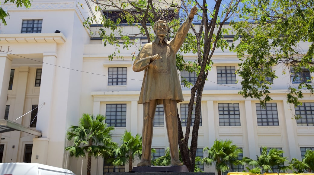 Cebu City which includes a monument