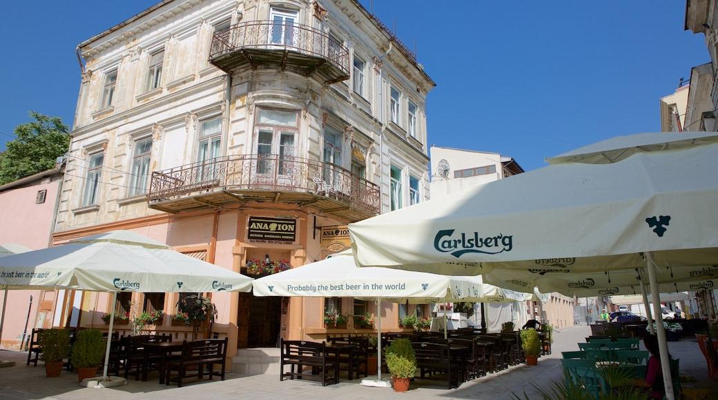 Constanta featuring heritage architecture