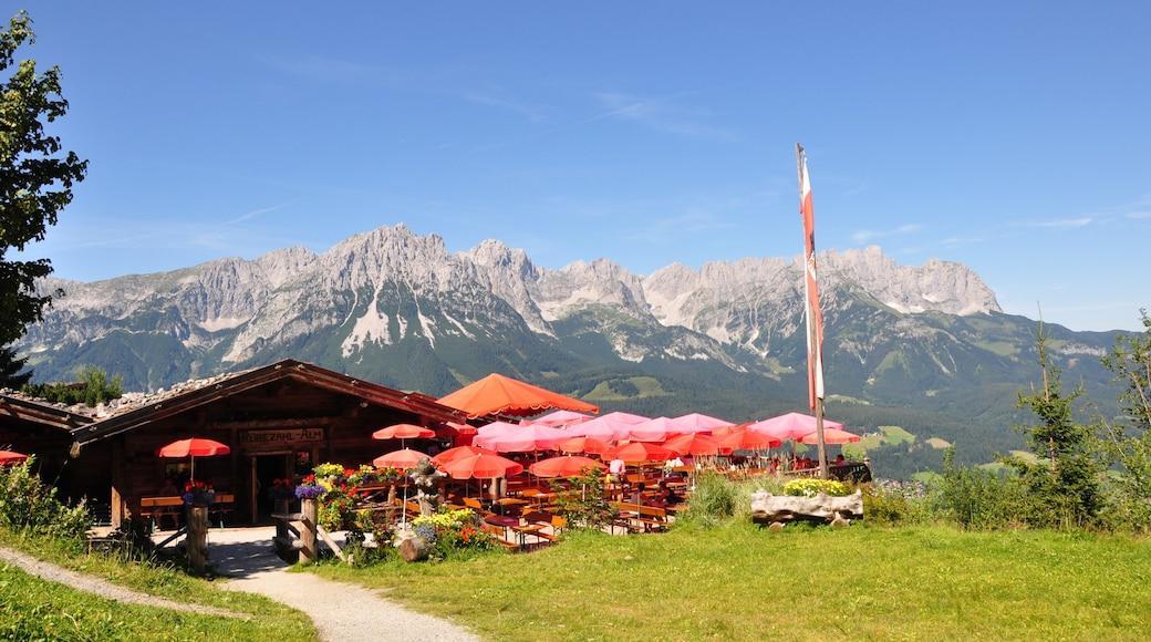 Ellmau welches beinhaltet Berge