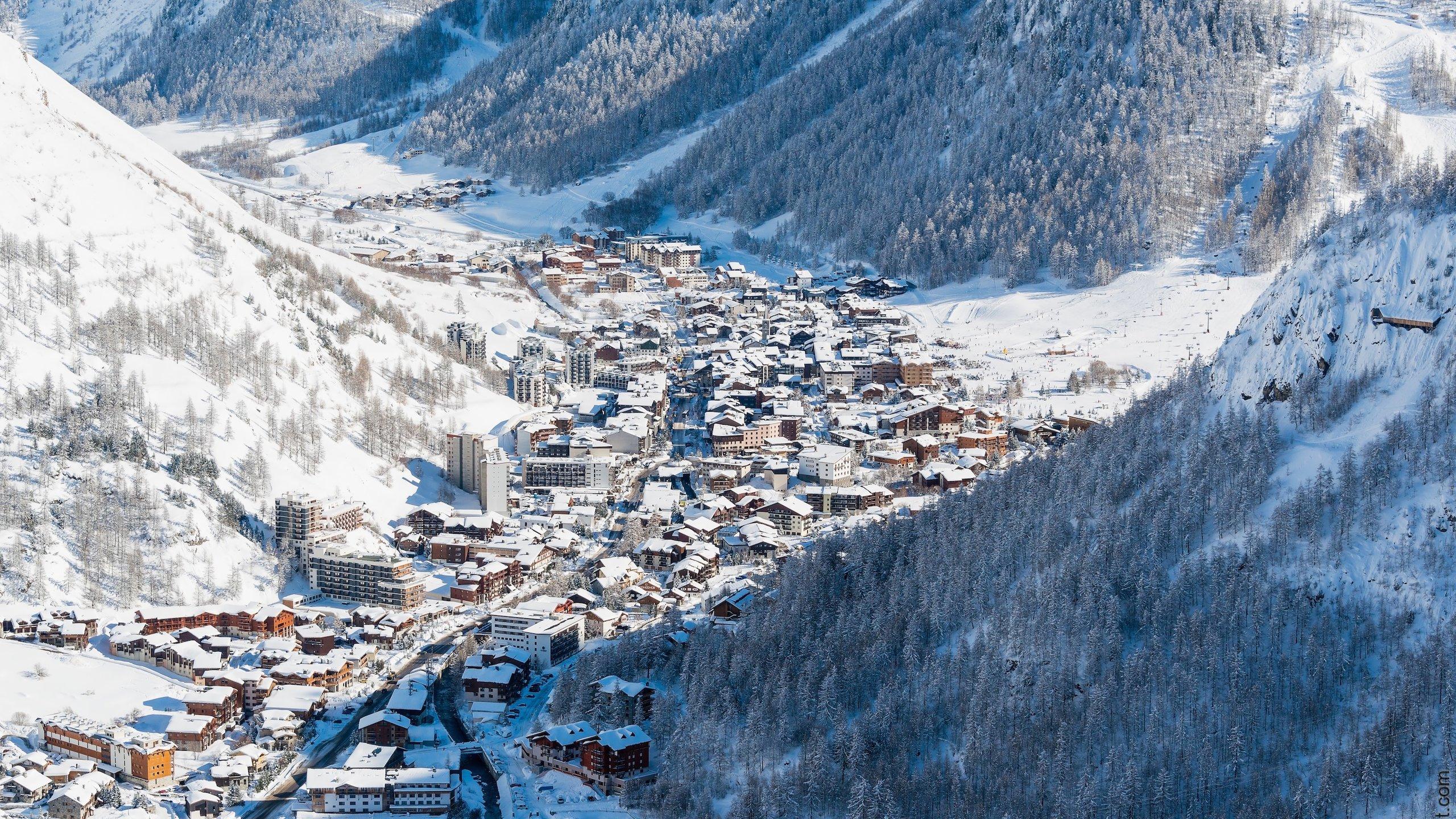 Val-d'Isère, Savoie (Département), Frankreich