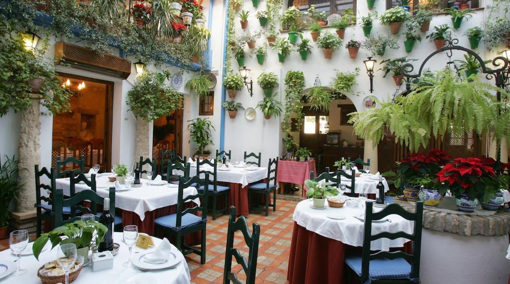 Córdoba ofreciendo un jardín