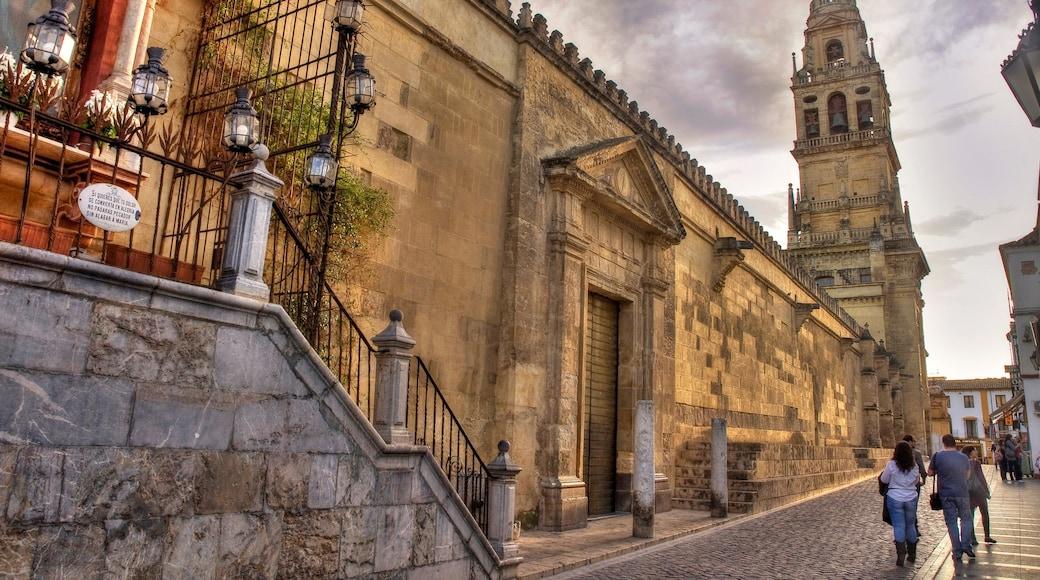 Córdoba que incluye arquitectura patrimonial