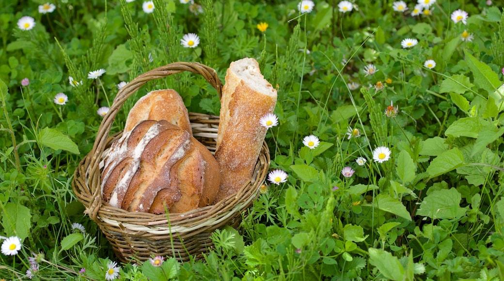 Centre - Valle della Loira che include cibo e fiori