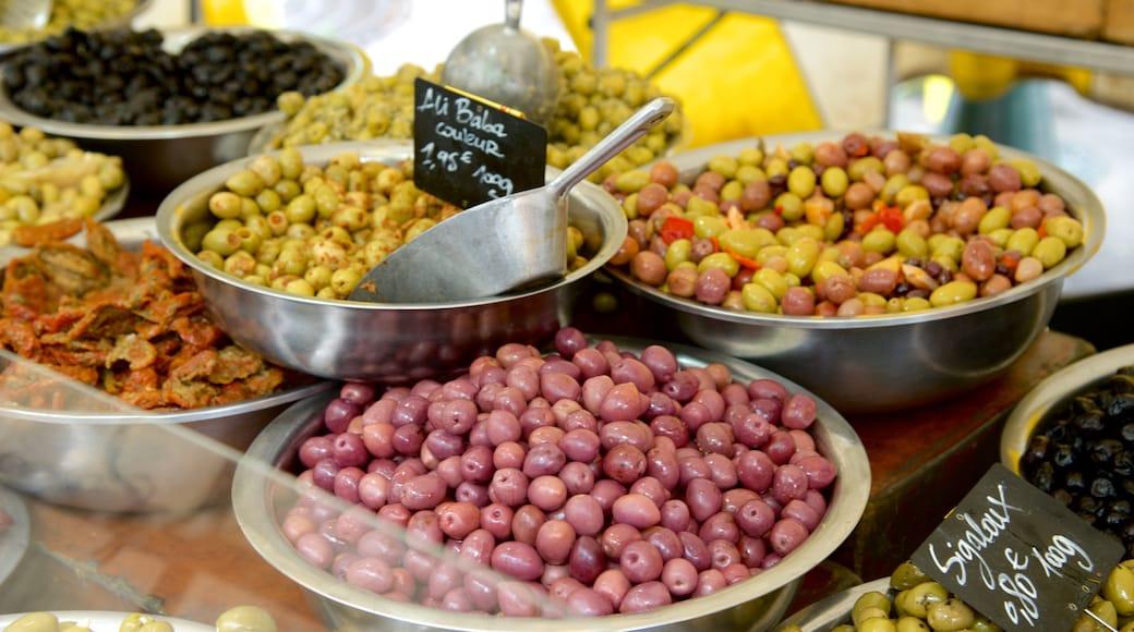 Montparnasse que incluye comida