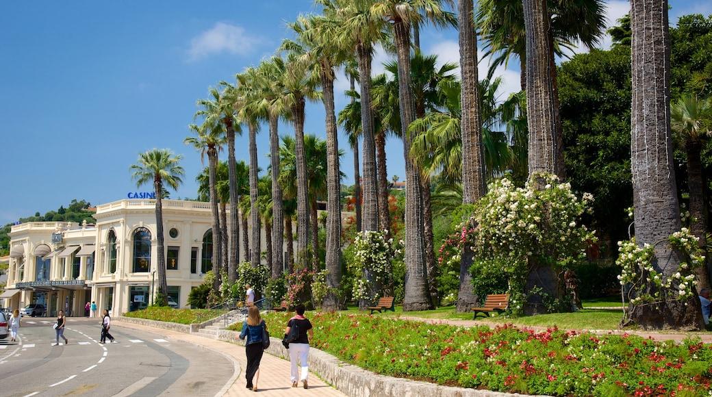 Nice toont een park