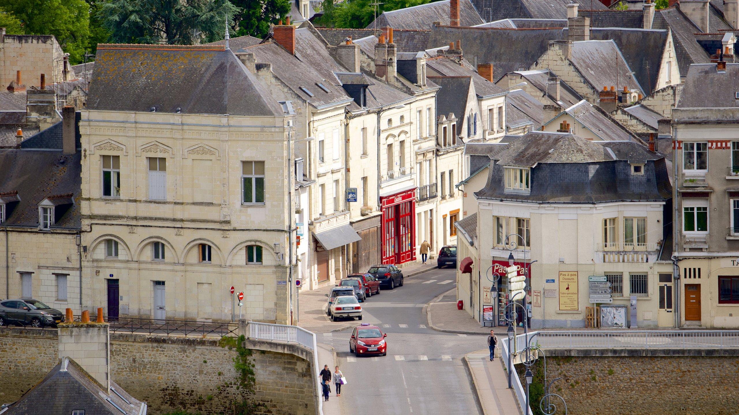 Chinon, Indre-et-Loire, France