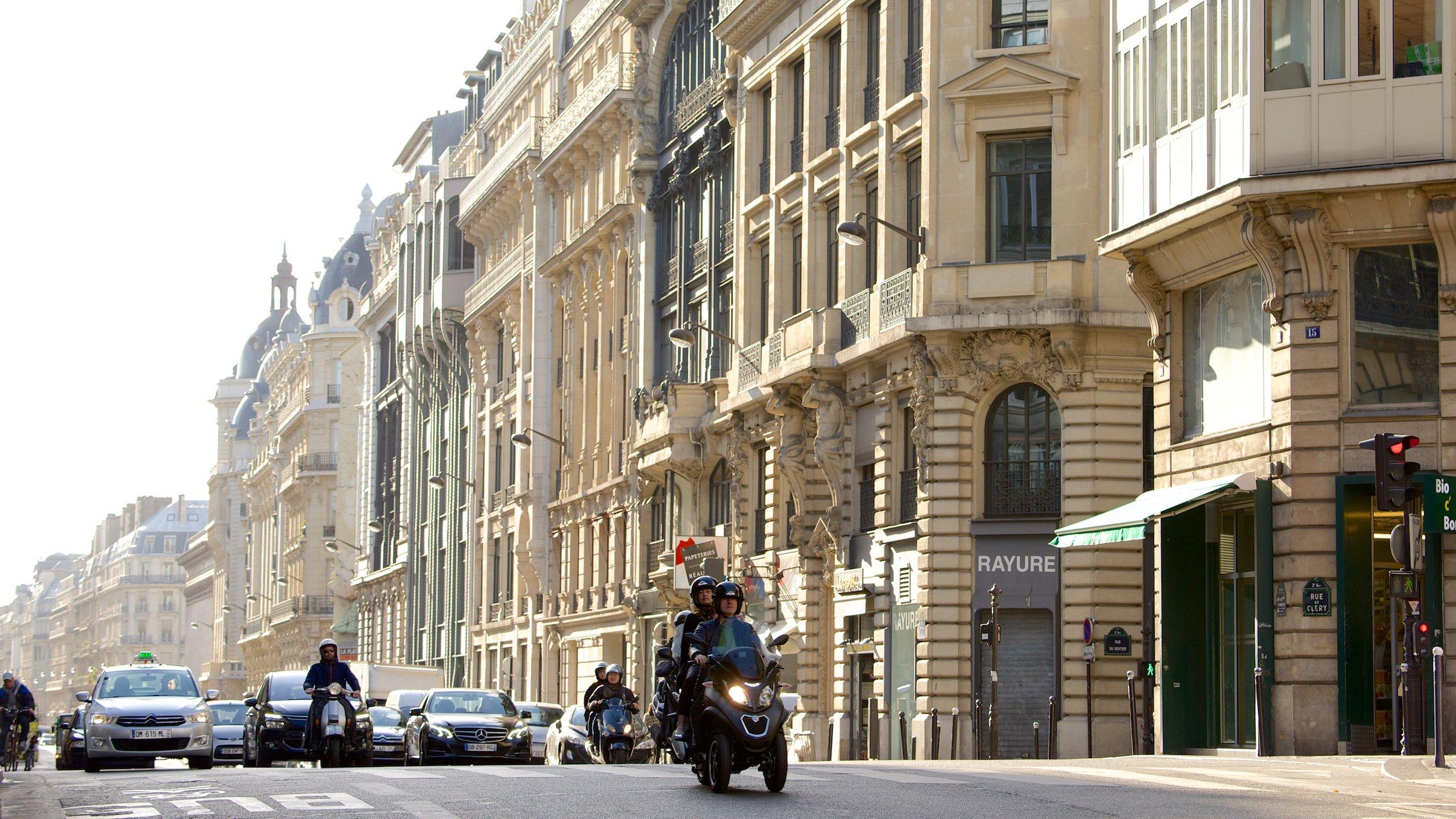 2nd Arrondissement, Paris, France