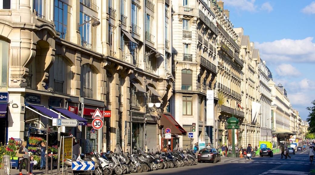 2. Arrondissement das einen Geschichtliches und Stadt
