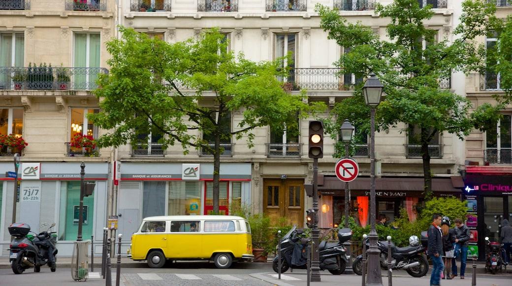 3° Arrondissement mostrando città