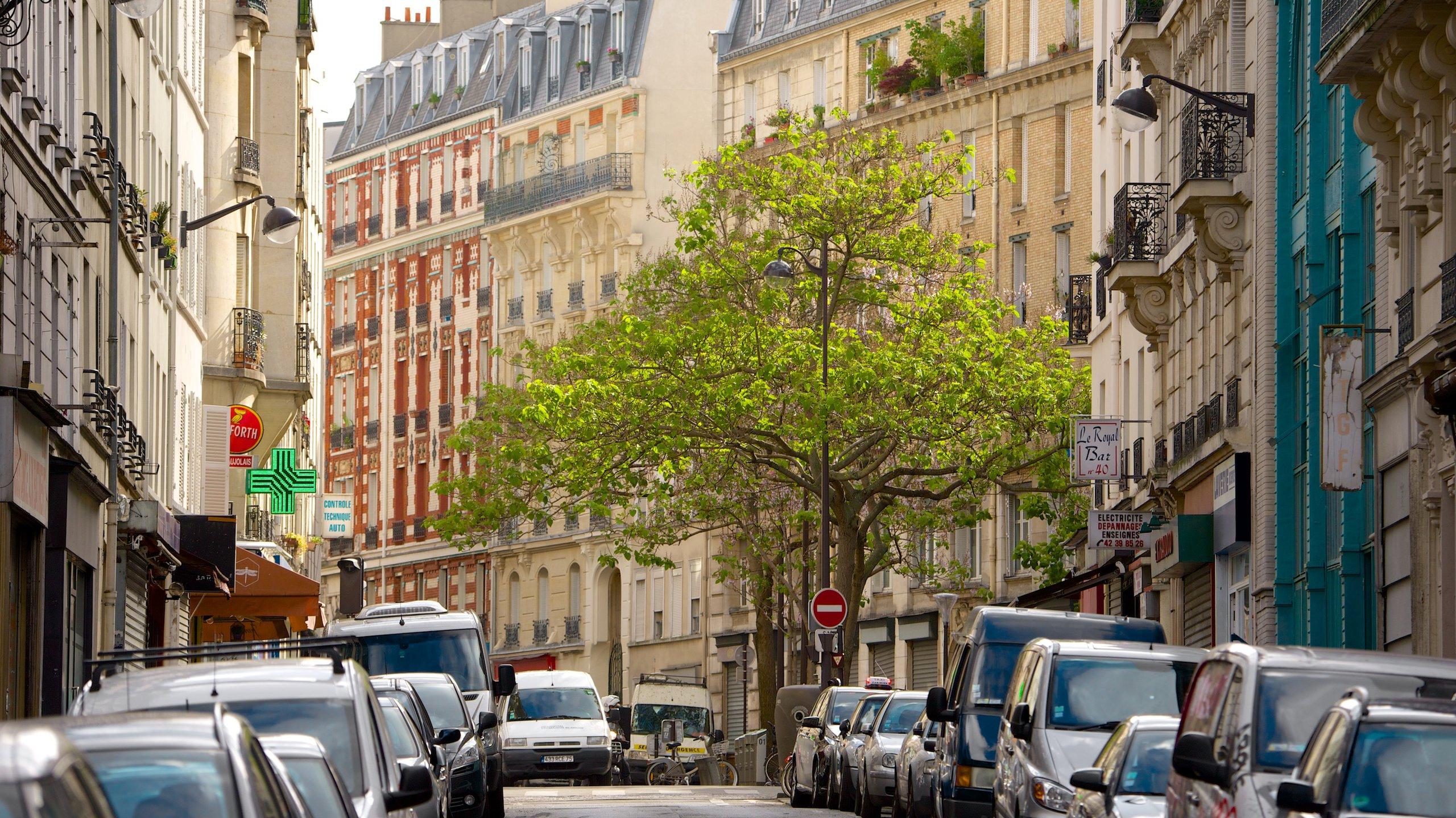10. Arrondissement, Paris, Frankreich