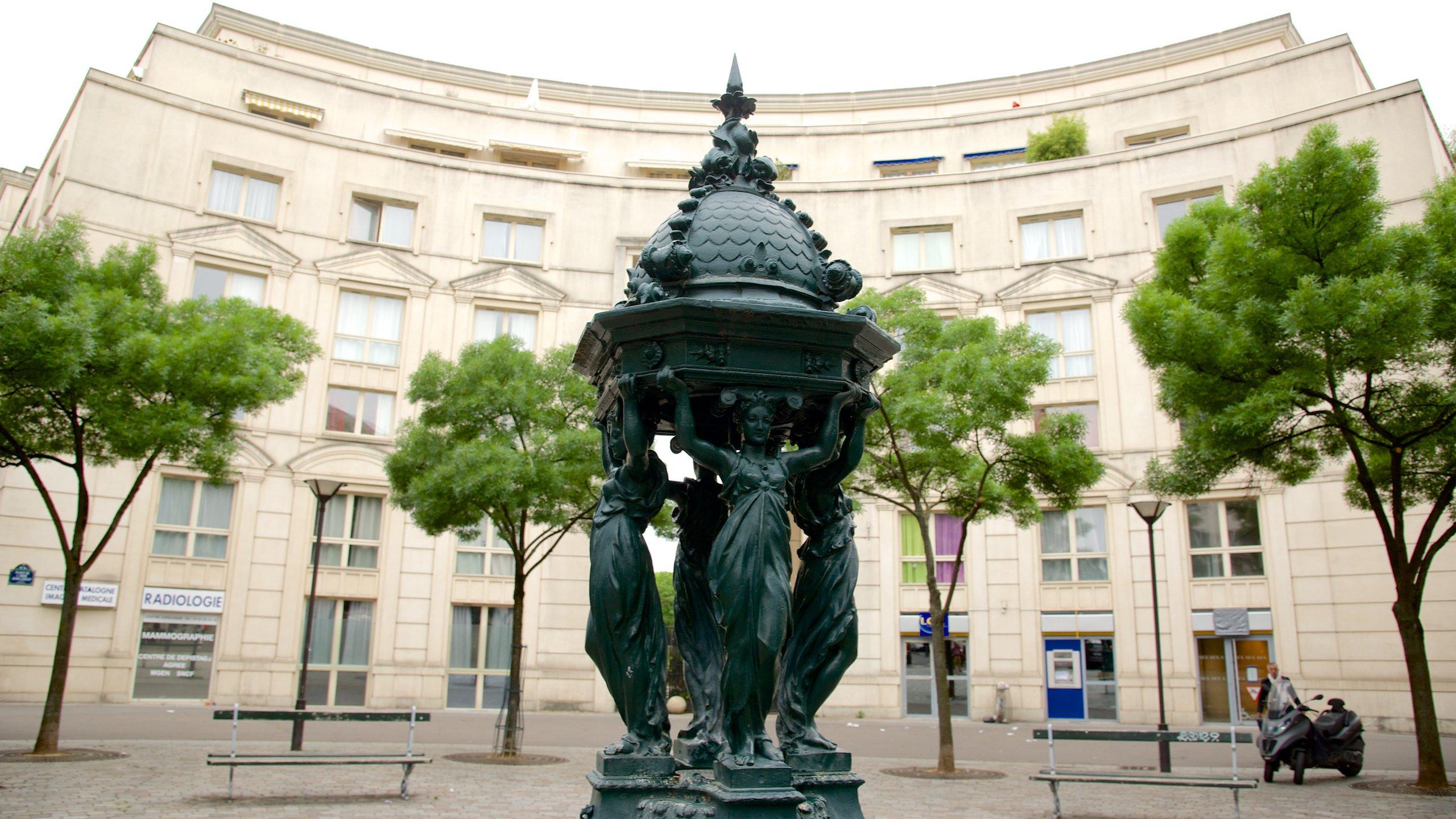 14. Arrondissement, Paris, Frankreich