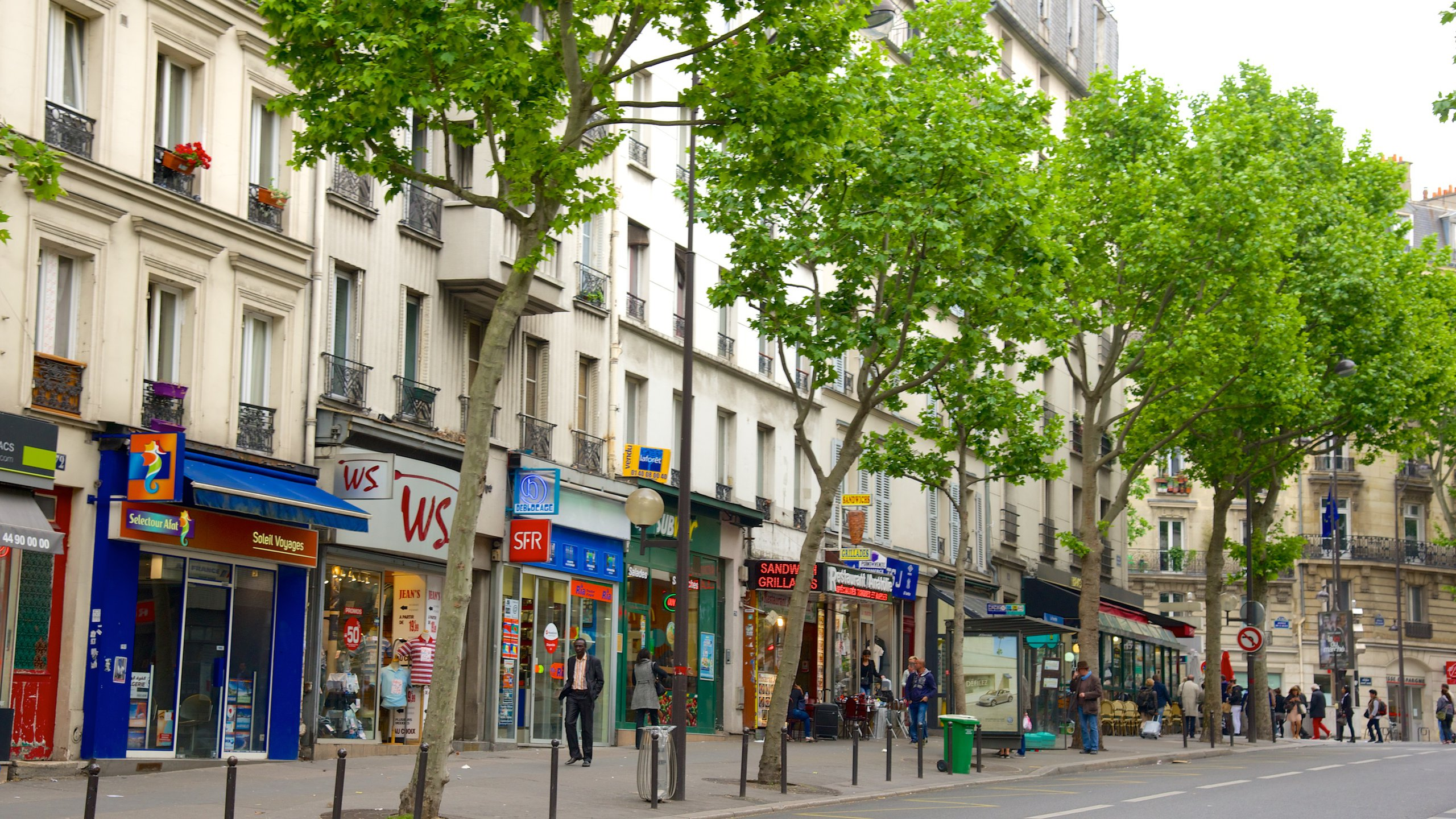 17. arrondissement, Paris, Frankrike