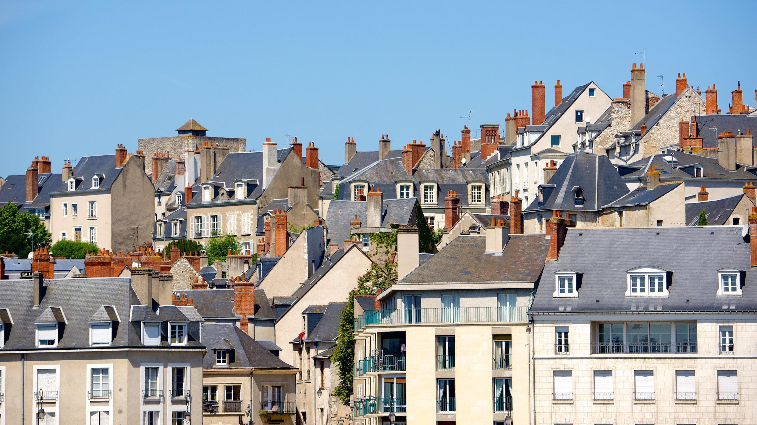 Blois, Loir-et-Cher, France