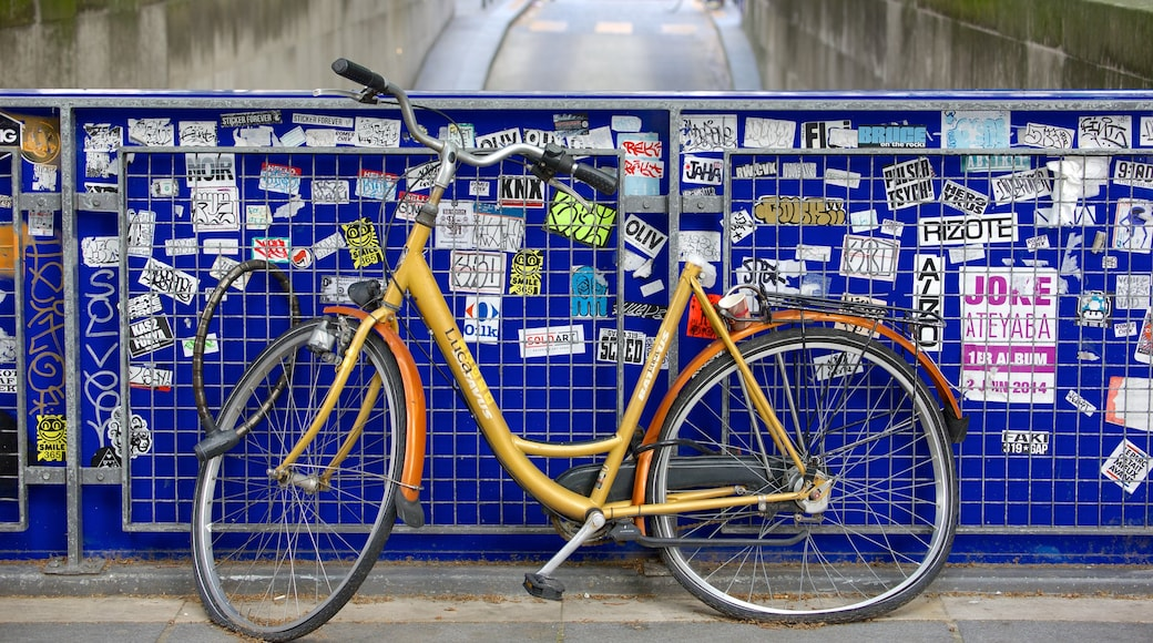 瑪黑區-龐比度-巴黎聖母院 其中包括 單車