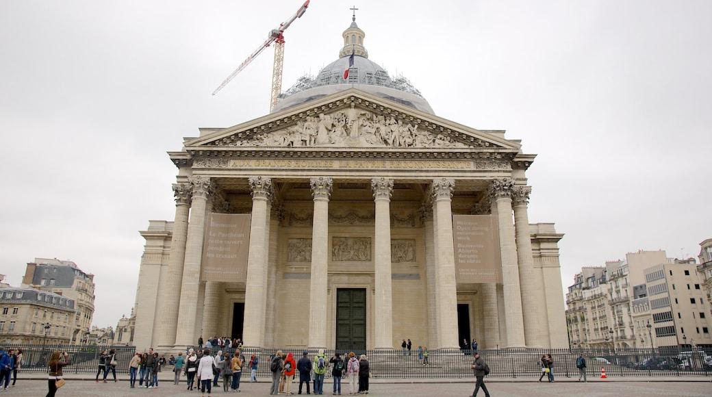 Quartier Latin - Panthéon qui includes mémorial et patrimoine architectural