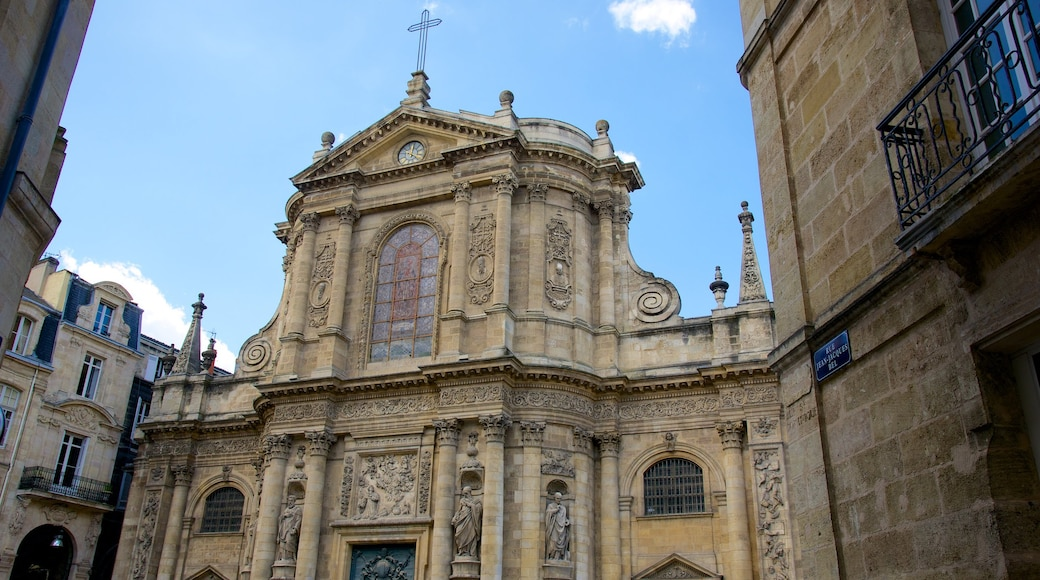 Notre Dame Church which includes heritage architecture and a church or cathedral