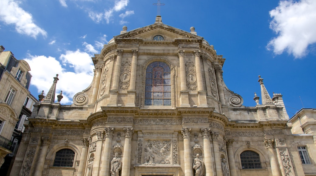 Notre Dame Church showing heritage architecture and a church or cathedral