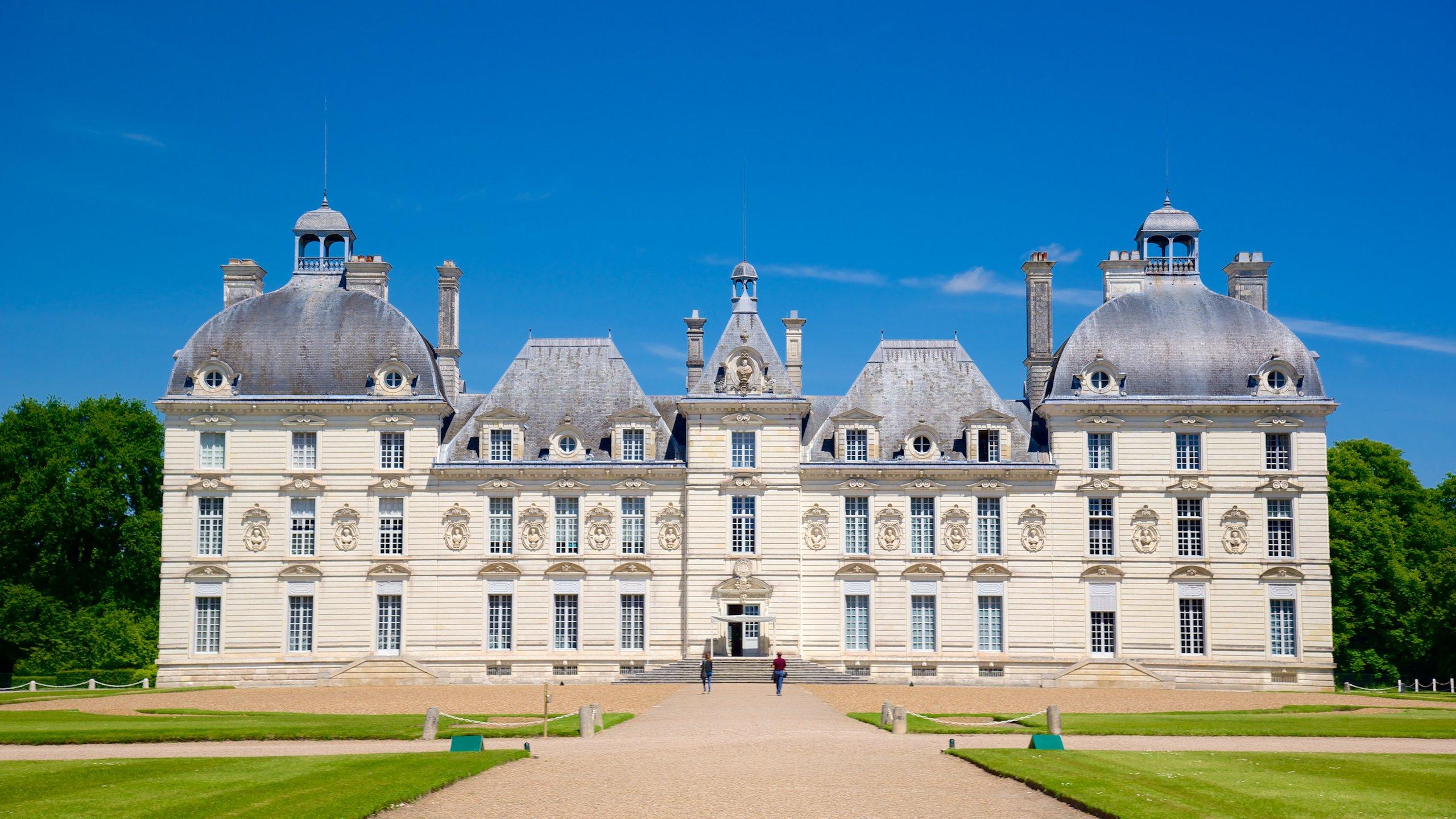 Château de Cheverny, Cheverny, Loir-et-Cher (departement), Frankrijk