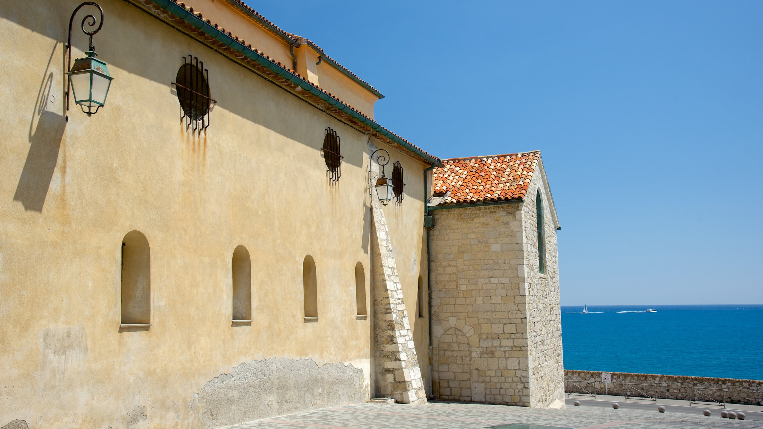 Antibes Cathedral, Antibes, Alpes-Maritimes, France