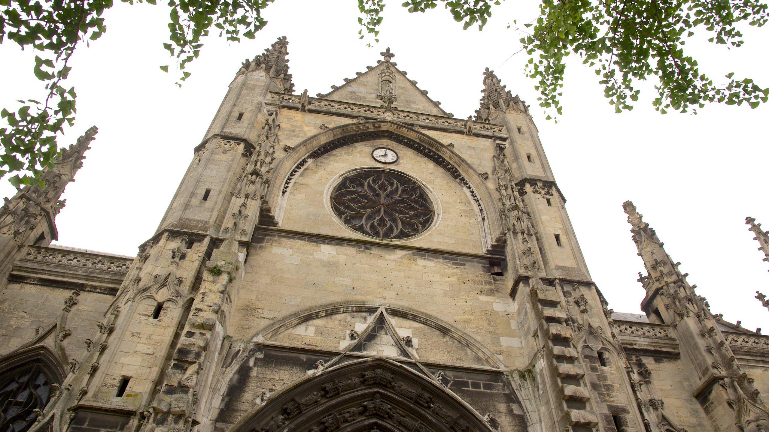 St. Michael Basilica, Bordeaux, Gironde, France