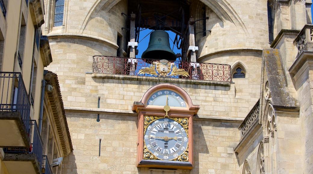 Grosse Cloche das einen Monument und Geschichtliches