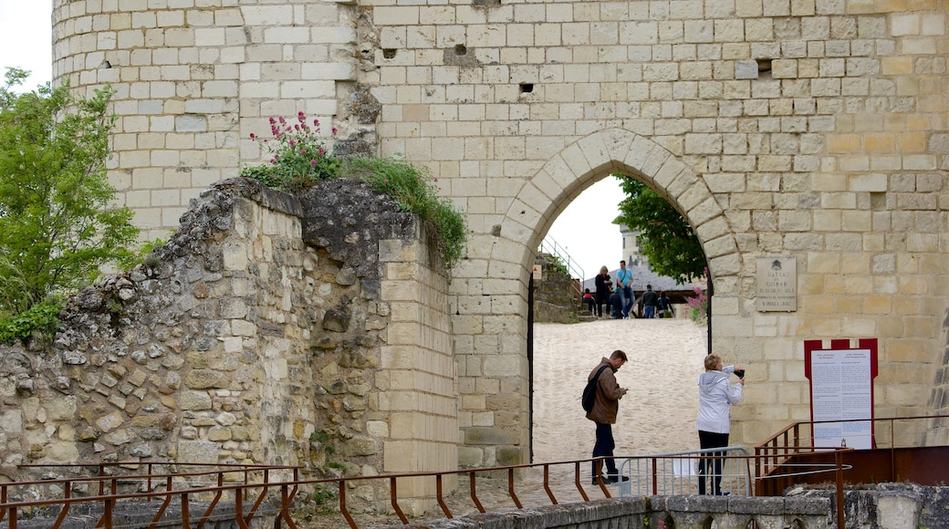Indre-et-Loire which includes heritage architecture