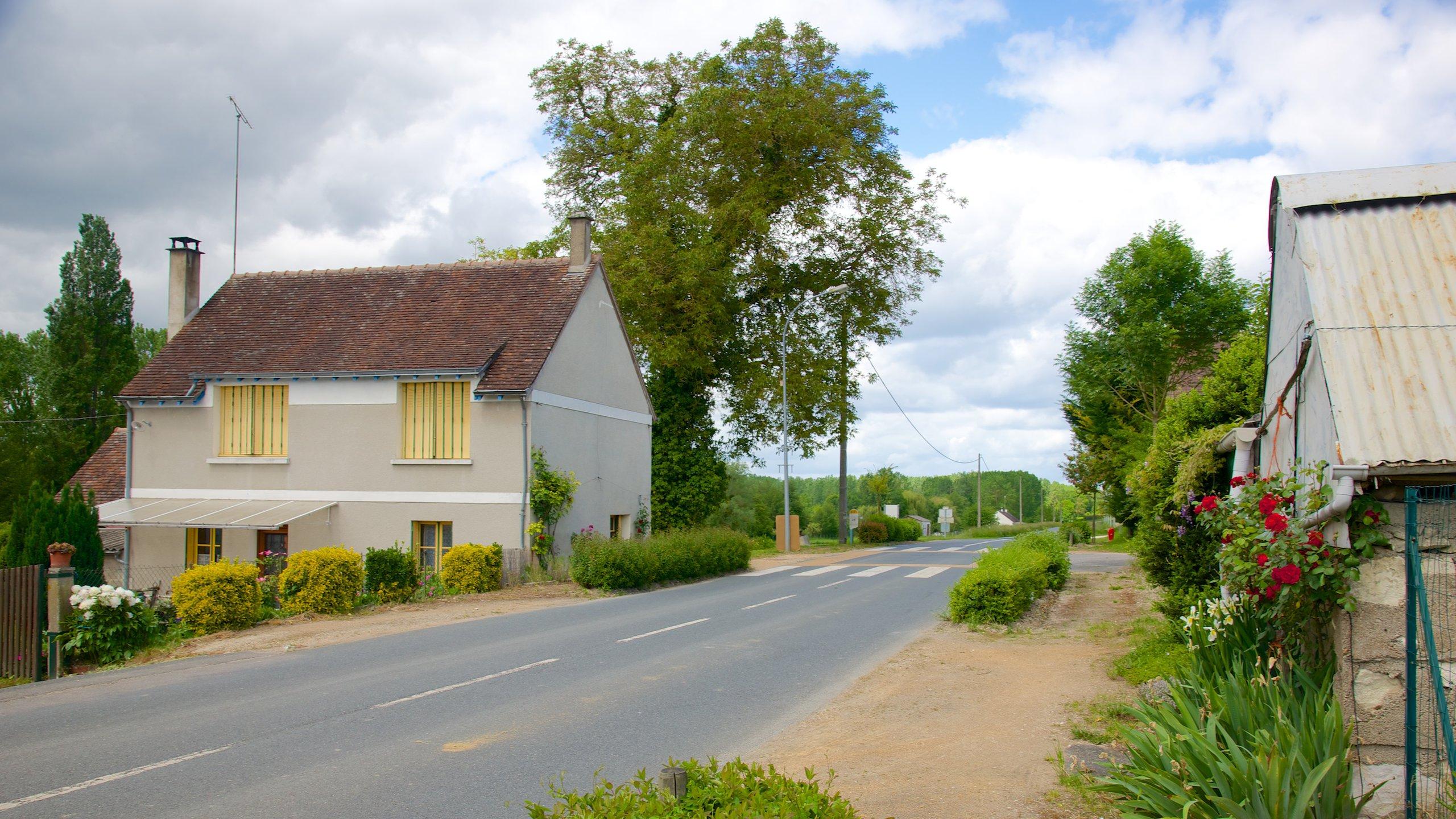 Villentrois, Villentrois-Faverolles-en-Berry, Indre (departement), Frankrijk